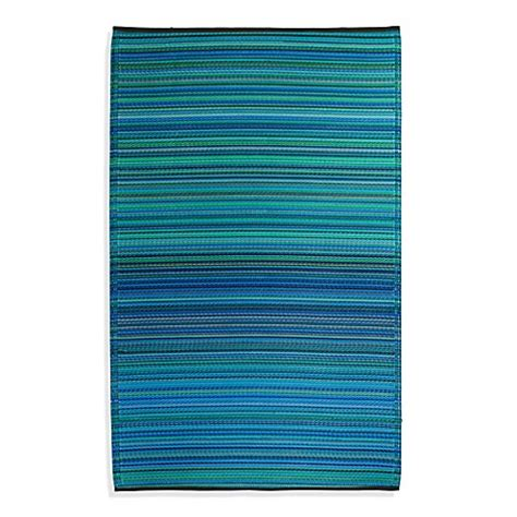 Fab Habitat Istanbul Outdoor Rug Fab Habitat Cancun Turquoise Moss Green Indoor Outdoor Rug Bed Bath Beyond