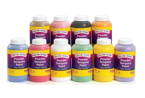 powered tempera paint special effects unlimited