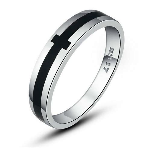 white gold pl solid  sterling silver classical