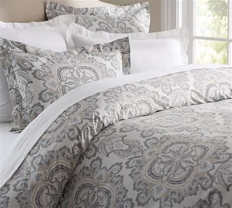 pottery barn paisley bedding ainsley paisley duvet cover sham pottery barn