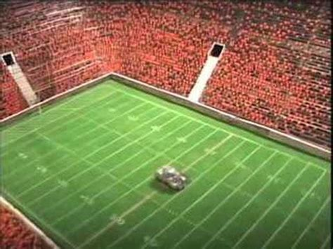 how to make a football field in your backyard making the football field set youtube
