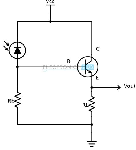 photodiode light detector circuit light sensing ldr photodiode and phototransistor