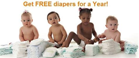 Diapers For A Year Sweepstakes - win free diapers for a year from parents com sweepstakesbible