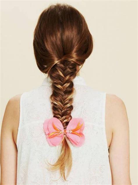 cute hairstyles for josefina trenza de pescado cut paste blog de moda
