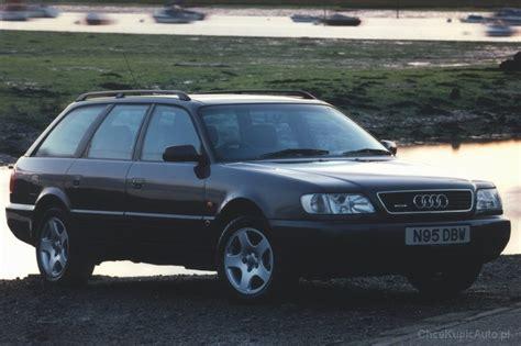 Audi A6 C4 2 5 Tdi by Audi A6 C4 2 5 Tdi 115 Km 1997 Avant Skrzynia Automatyczna
