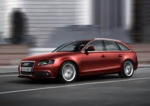 Audi As4 Audi A4 Avant Images World Of Cars