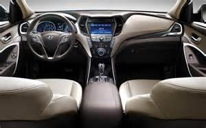 Hyundai Santa Fe 2014 Interior 2014 Hyundai Santa Fe Changes Release Date And Price