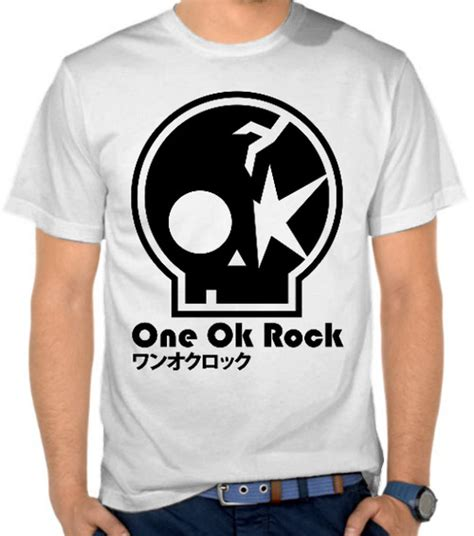 jual kaos one ok rock 2 one ok rock satubaju