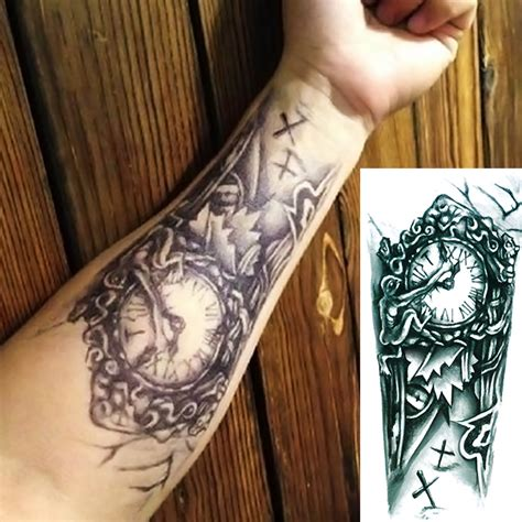tattoo myself online online kaufen gro 223 handel uhr tattoos aus china uhr tattoos