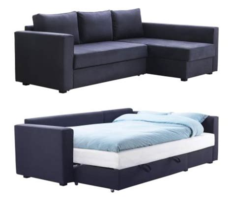 apartment therapy sleeper sofa manstad sofa bed with storage from ikea apartment therapy