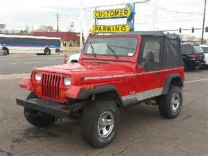 1995 Jeep Wrangler For Sale Used 1995 Jeep Wrangler For Sale Carsforsale