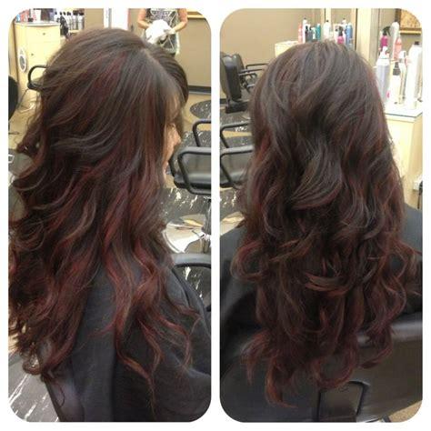 deep cherry coke hair color formula the 25 best cherry coke hair ideas on pinterest dark