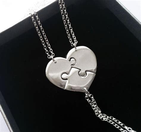 best for 3 3 best friend necklace 3 necklace 3 puzzle