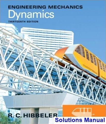 book solution manual  engineering mechanics dynamics  edition