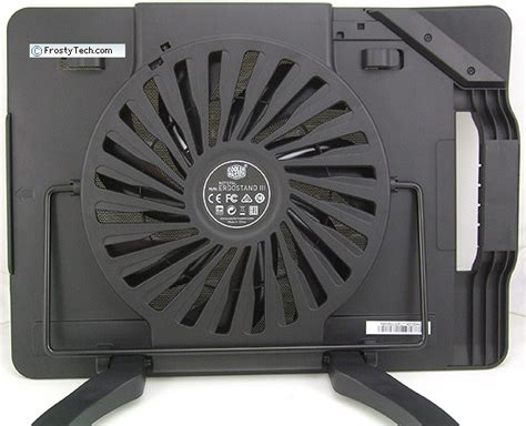 Fan Ergostan 2 coolermaster coolermaster ergostand iii from all sides ergostand iii frostytech review