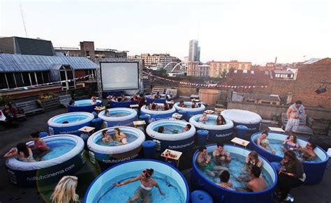 bathtub cinema 13 best outdoor cinemas in europe