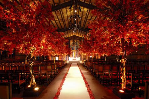 31 days of weddings day 12 autumn fall wedding all occasions plus