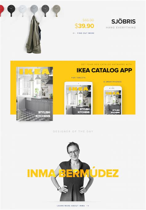 Ikea Redesign by Redesign Concept Gives Ikea S Online Store A Refreshing