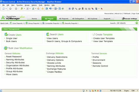 manageengine csv format admanager plus count down starts manageengine blog