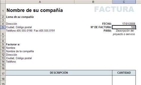 Numerador Automtico Para Facturas O Recibos En Excel | numerador autom 225 tico para facturas o recibos en excel