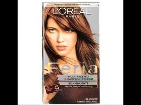 l oreal hair dye project report upload share and l oreal paris feria permanent haircolor deep bronzed