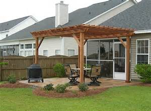 Concrete Pergola Designs by Building A Wooden Flatbed For A Truck How To Build A