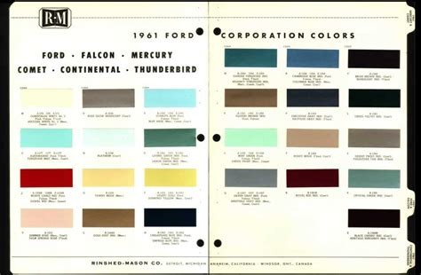 falcon interior paint vintage mustang forums