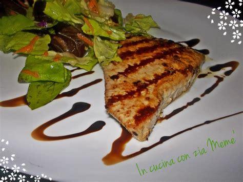 cucinare tranci di tonno fresco trancio di tonno fresco in padella ricetta ed