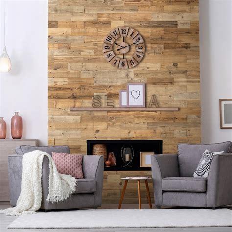panneau decoratif mur panneau mural bois nature parement bois mural