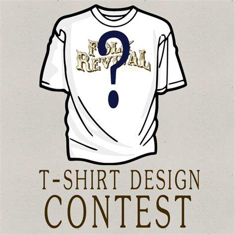 design a shirt how t shirt design contest get your design on the official