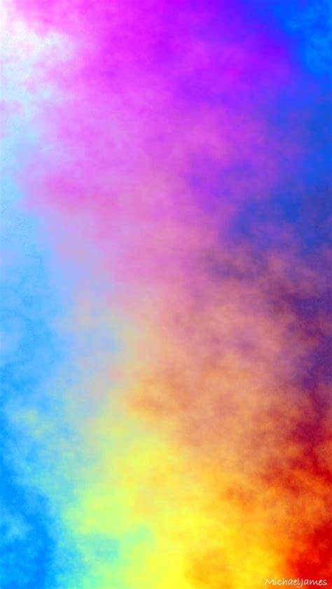 colorful iphone wallpaper abstract colored smoke tap to see more awesome apple