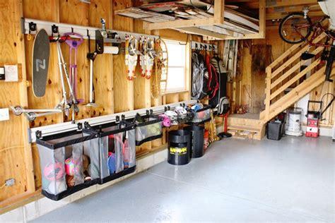 Garage Organization Sports Equipment Garage Organizing Tips Finding Home Farms