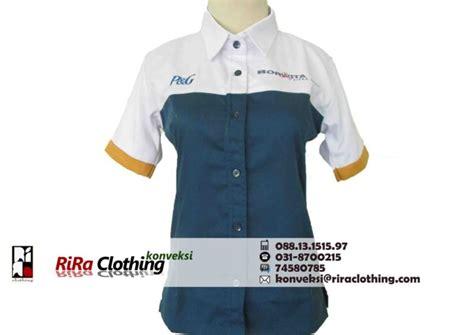 Kemeja Cowok Seragam Kerja Baju Atasan Kemeja Pria Rm 218 Kemeja konveksi seragam kemeja wanita