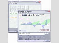 Chasys Math - Taschenrechner mit Funktionsplotter Funktionsplotter