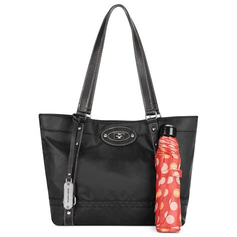 franco sarto small tote in black lyst