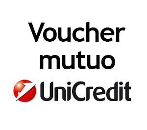 mutuo unicredit voucher mutuo unicredit casasuper