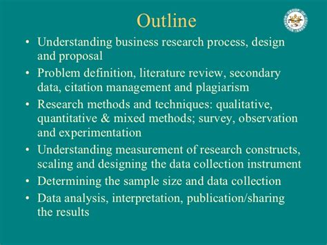research design and proposal business research process design and proposal