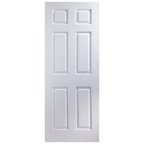 6 Panel Doors Jeld Wen Moulded Door 6 Panel Woodgrain Door