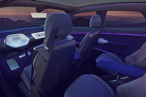volkswagen concept interior volkswagen i d crozz crossover concept debuts in shanghai