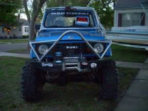 Suzuki Sidekick Custom 1986 Suzuki Samurai Quot Custom Road Machine Quot