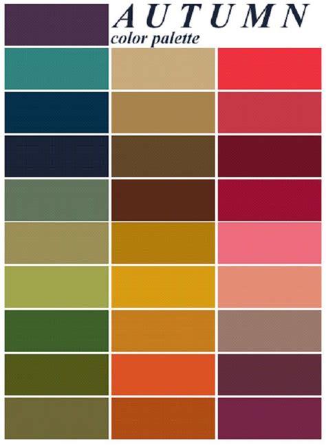 deep autumn color palette autumn color palette kiss the bride pinterest