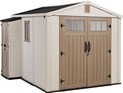 Keter Infinity Shed by Keter Sheds Plastic Storage Shed Kits