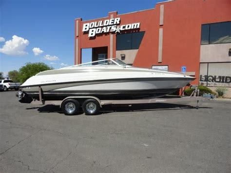 crownline boats reviews crownline 266 used boat review boats