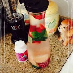 711 Detox Drinks by Strawberry Detox Water On Infused Water Detox