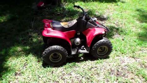Honda 50cc Atv by Push Start Without Battery 50cc Atv