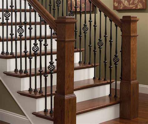 Stairs astounding stair baluster outstanding stair baluster wood stair spindles dark brown