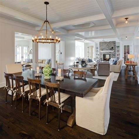 Beachy Dining Rooms by Furniture Dining Room Design Ad Designfile Home
