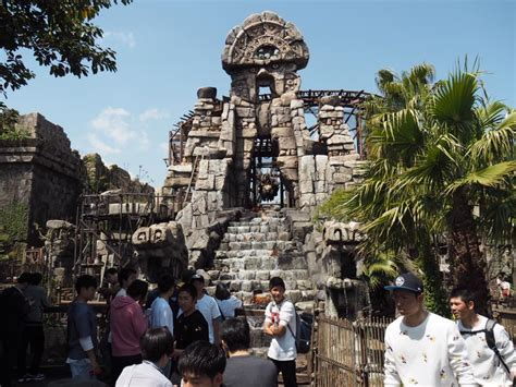 Tomica Tokyo Disney Resort Indiana Jones Skull Ship Japan tokyo disneysea with what to see eat and do the kid list