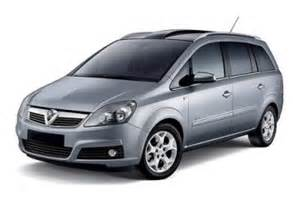 Opel 7 Seater Opel Zafira 7 Seater A C For Hire In Paphos Cyprus