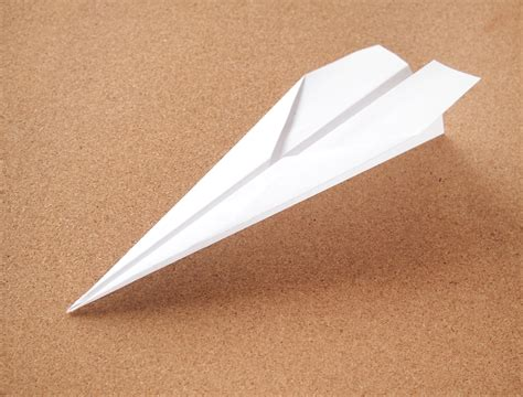 Origami Jet - openhere hobbies crafts origami paper airplanes